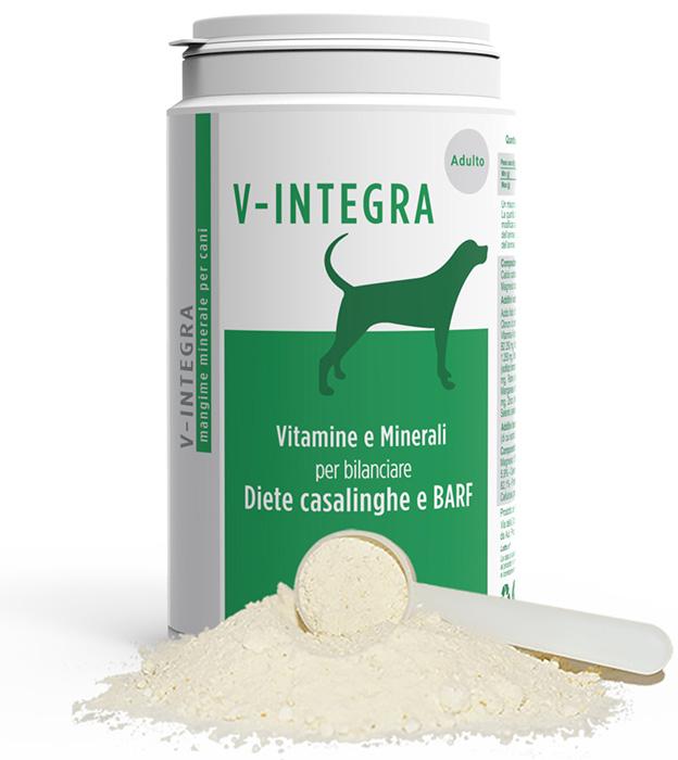 Integratore di vitamine e minerali per cani adulti