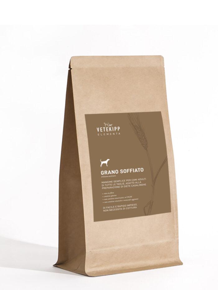 grano soffiato sacchetto